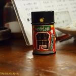 一代 - 浅草は「やげん堀」の七味。(2017/6/16)