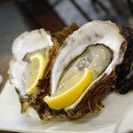 地下の粋 - 赤崎の牡蠣