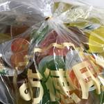 名糖産業 - 70個以上入って300円!(2017.07現在)