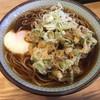 福そば - 料理写真:天玉(ゲソ天)480円