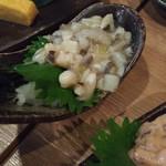 国分寺CHUBO はっぴ - タコわさび