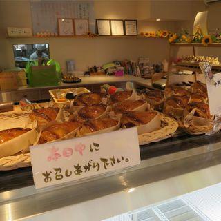 ナカヤ - 料理写真:アップルパイコーナー