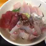 博多魚がし - 海鮮丼