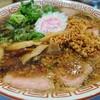 サバ6製麺所 - 料理写真:中華そば 650円