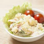 日本酒バー オール・ザット・ジャズ - ポテトサラダ