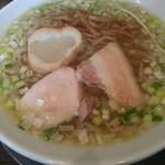 麺匠ぼんてん - 料理写真:塩らーめん2017.7.5