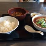 Sanki - 麻婆豆腐セット