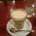 Euro Cafe - ロイヤルミルクティです