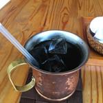 フォレストコーヒー - 水出しアイスコーヒーMサイズ@400円