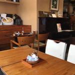 フォレストコーヒー - 店内②