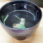 橋本屋 - 肝吸い
