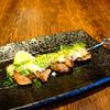 牛ステーキおろしポン酢串
