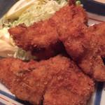 焼鶏館 - タラフライ