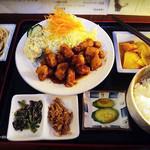 69745648 - 豚の生姜焼き定食