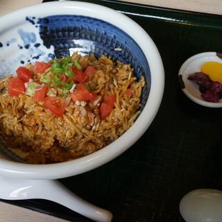 レストラン華の森 - 料理写真:肱川めし