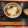あさひ川井泉 - 料理写真:かつ丼