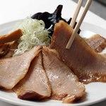 風来居 - 数量限定 ホエー豚のとろ肉