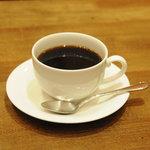 アイリッシュパブ・ザ・ハカタハープ - コーヒー