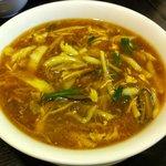 泉州 - サンラータン麺