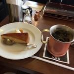 昔ながらの喫茶店友路有 - プリンセット