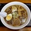こばりん - 料理写真:醤油ラーメン(600円)