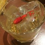 陳家私菜 - 金魚みたいな唐辛子梅酒