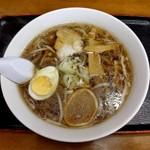 こばりん - 醤油ラーメン(600円)