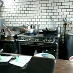我流麺舞 飛燕 - 厨房