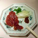 広味坊 - 腸詰972円