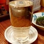 海の幸 美味 - 海の幸 美味@みろく横丁(本八戸) 菊駒 純米酒