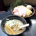 麺処 晴 - 【5周年限定】特製濃厚つけめん