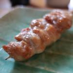 炭焼き ミンナミ食堂 - せせり(塩)アップ