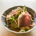 プリムローズ - 生ハムのサラダ
