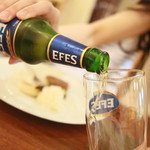 トルコ料理&地中海料理メッゼ - ビール