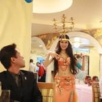 トルコ料理&地中海料理メッゼ - お祝いの舞