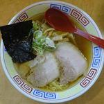 福助 - 昔風味のらーめん680円