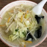 食堂 多万里 - 料理写真:タンメン