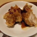 粥茶館 糖朝 - 油淋鶏