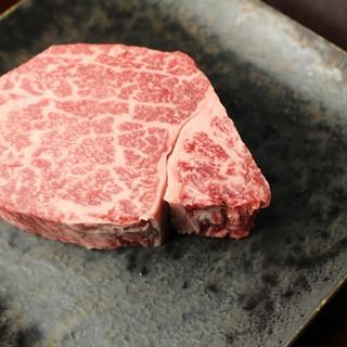 県内外から取り寄せるステーキ