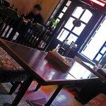 resutorankonishi - 喫茶店風の店内(席は広め)