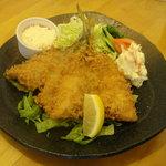 わらべ菜魚洞 - アジフライ(単品)