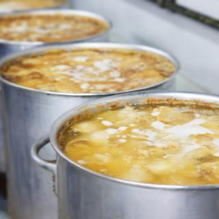【こだわりの一杯】スープは仕込から完成まで5日間要します☆