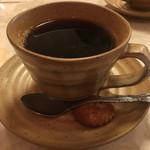 はまの屋パーラー - セットのコーヒー ¥250 #コーヒーのみなら¥400 2017/07/08(土)15:30頃 訪問