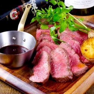 本格的なイタリアンやお肉料理が気軽に楽しめます!