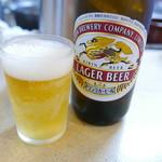 中華徳大 - 瓶ビール