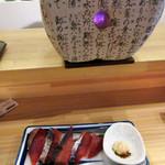 69767952 - 北海道産 鮭とば(360円)。七輪とセット