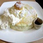 アロハキッチン - 料理写真:ダイアモンドヘッドパンケーキ!