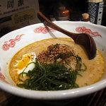 たんたん麺 日本橋やまべぇ - 坦々麺 750円