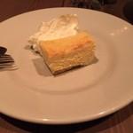 バル・アラディ - チーズケーキ