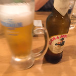 69771301 - ぶれぶれやけど さすがのビールたくさん飲んだはった (๑˃̵ᴗ˂̵)و 笑笑